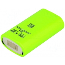 Pack Batería 2x18650 3,7v 4400mAh sin cable