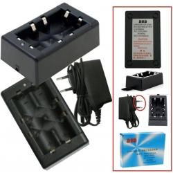 Cargador DSD para Baterias de Litio 17670-18650-16340 3.6v-3.7v