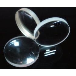 Mini Lentes Acrílicas-Cristal Led
