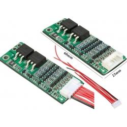 PCM para Baterías de Litio-Li-Po 18.5v. 15A