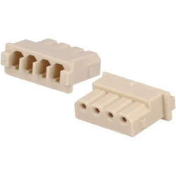 Conectores Molex 5264 Hembra paso 2.50mm 4pin
