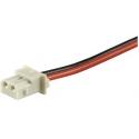 Conectores Molex 5264 Hembra 2.50mm Cables