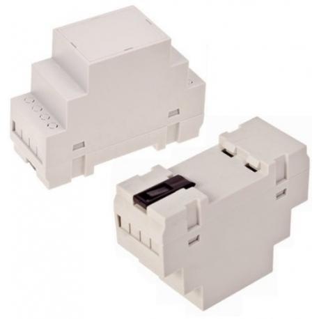 Caja Carril Din 2 Eco