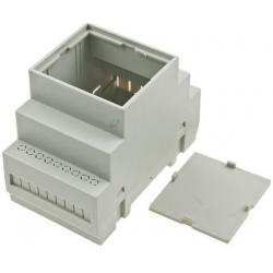 Caja Carril Din 3 Eco