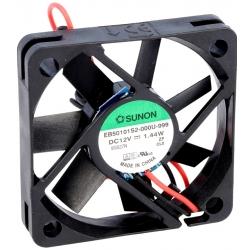 Ventilador refrigeración de 12v. 50x50x10mm