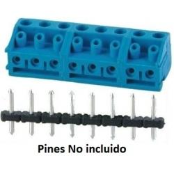Bornas circuito impreso enchufables TB 5mm