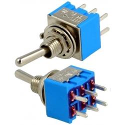 Interuptor de palanca vertical 2C2P-5.7 TSM