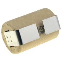 Batería NI-CD Recargable 4/5 SC PCB 1,2V 1.400mA