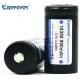 Baterias Litio KeepPower ICR 18350 3.7v 900mA