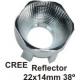 Reflectores BOOM para CREE 38º