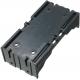 Portapilas baterías 2x18650 BLM PCB