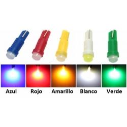 Bombillas T5 LED COB Difuso 12v