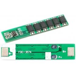 PCM para Baterías de Litio-Li-Po 3.7v.15A