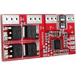 PCM para Baterías de Litio-Li-Po 14.8v.20A 4S