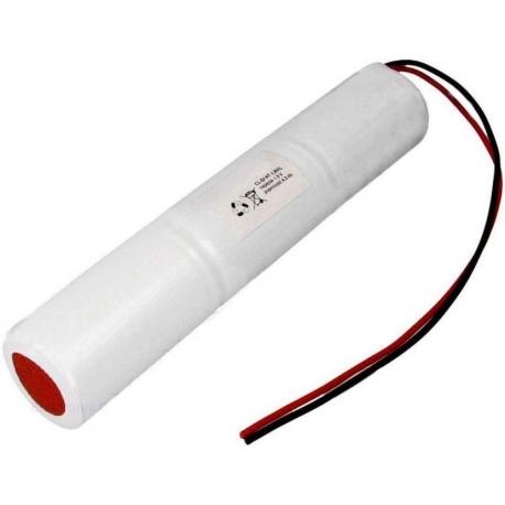 Pack de Batería NI-CD Recargable D-R20 1.2v. 4A.