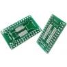 Pcb adaptador SMD-Dip SOIC28-Dip28