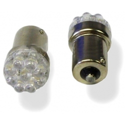 LED G18 9 Led 12v 1156 BA15S 1 contacto