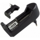 Cargador HD0688 UE para Baterias de Litio 18650-16340