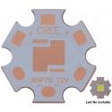 Pcb 20mm para Led CREE XHP-70 en Cobre