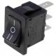 Interruptor basculante (Rocker) 8620-3 posiciones