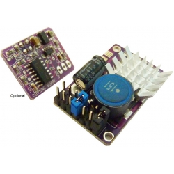 Driver Regulador de Corriente para Led 4.5-60v dc