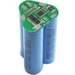 PCM para Baterías de Litio-Li-Po 11.1v.4A 3S