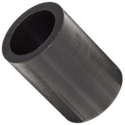 Separadores Tubulares Nylon Negros 8x4.2mm