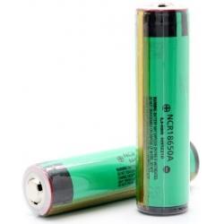 Batería Panasonic Litio-3100mAh 3.6v NCR18650A