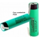 Bateria Litio NCR18650 3100 3.7v Panasonic PCB