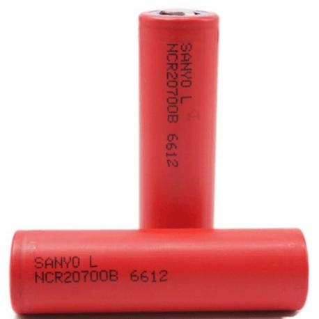 Bateria Litio Sanyo NCR20700B 4250mAh
