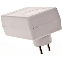 Caja de montaje de ABS enchufe Schuko 30-810