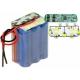 PCM HP para Baterías de Litio-11.1v