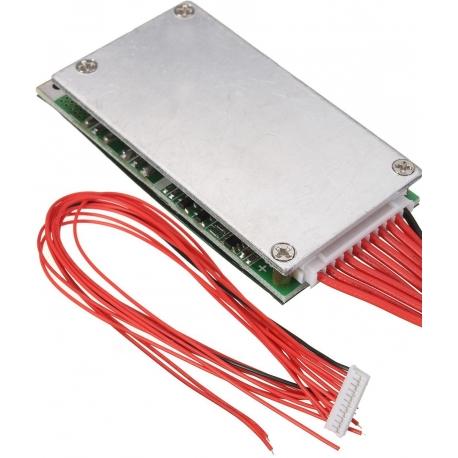 PCM para Baterías Litio-LiPo de 3.7v.10S