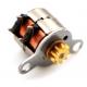 Micro Motores paso a paso 2 fases 4 hilos 7x5mm