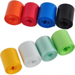 Tubos Termo-Retráctiles PVC Verde