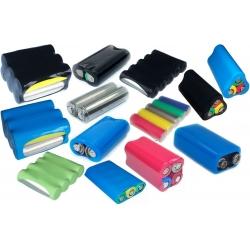 Termo Retráctiles de PVC Azules