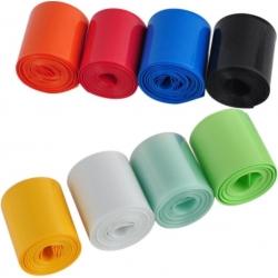 Termo Retráctiles de PVC Blancos