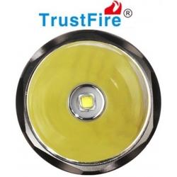 Reflector de aluminio de 41.5x31.50mm para Trustfire C8
