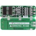 PCM para Baterías de Litio-Li-Po 3S-11.1v. 20A