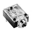 Conectores Jack hembra Stereo de Panel 3.5mm