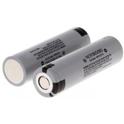 Baterías de Litio Panasonic NCR18650BD 3.200mAh 3.7v