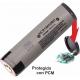 Bateria Litio NCR18650BD de 3.200mAh 3.7v Panasonic PCM