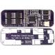 PCM para Baterías Li-Po 14.8v-8A.LI04S8-016