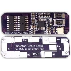 PCM para Baterías de Litio-Li-Po 14.8v LI04S8-016