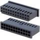 Conectores AMP-MOD Recto paso 2.54mm 24pin