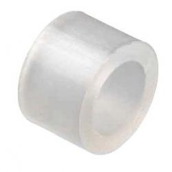Separadores tubulares semi transparentes 5x4.75