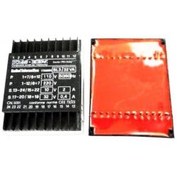 Transformador Encapsulado 110-220VAC, 5-10VAC 16-32VAC