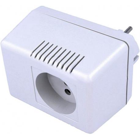 Caja de montaje de ABS de enchufe Schuko 49D