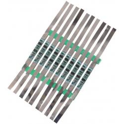 PCM para Baterías Litio Cilíndricas de 3.7v. 2.5A. HK2834