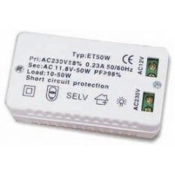 Transformador Electrónico 12v 50w. 4.2A